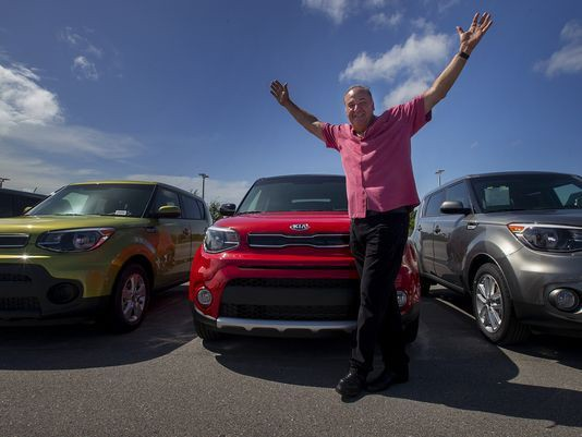 Billy Fuccillo launches search for 'next Caroline' Kia