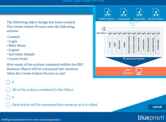 How to pass the Blue Prism Certification Exam — Webcast