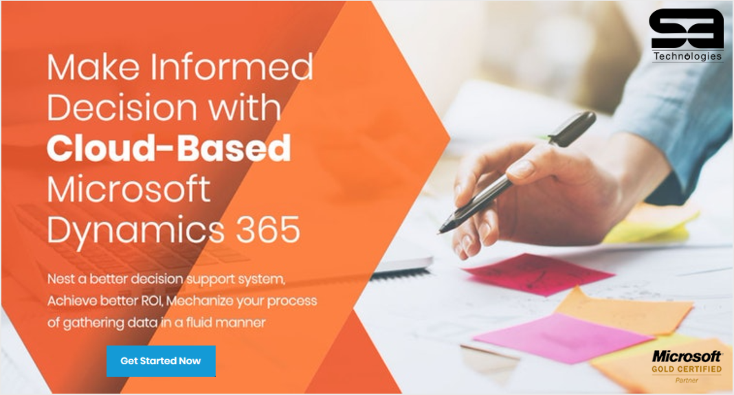 How Microsoft Dynamics 365 for Operations Streamline your