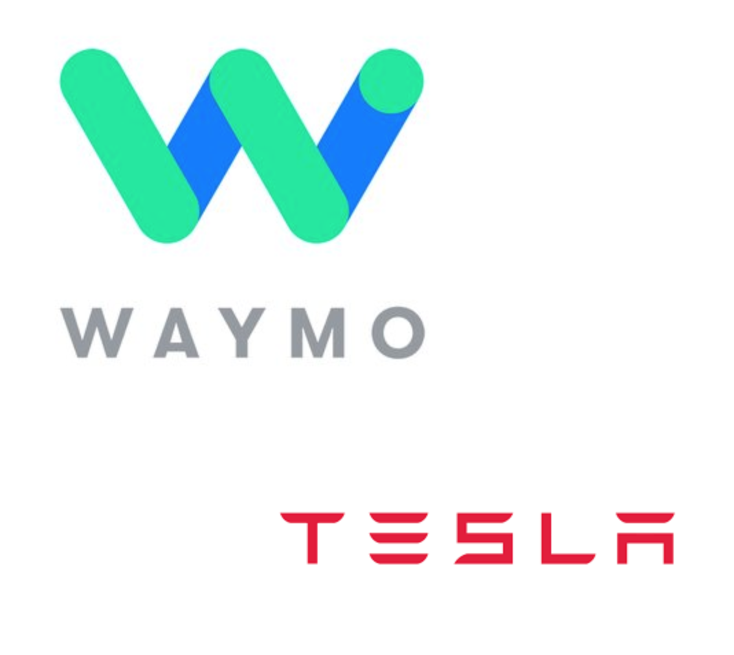 Waymo and Tesla, Same Goals Different Paths to Level 5