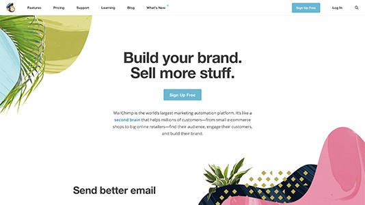 20 Design Inspirations for SaaS Companies - Prototypr