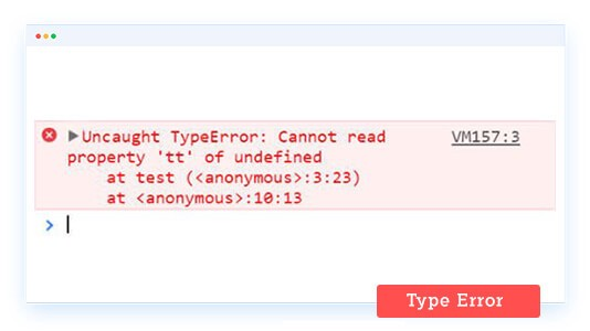Uncaught TypeError: Cannot read property of undefined In JavaScript