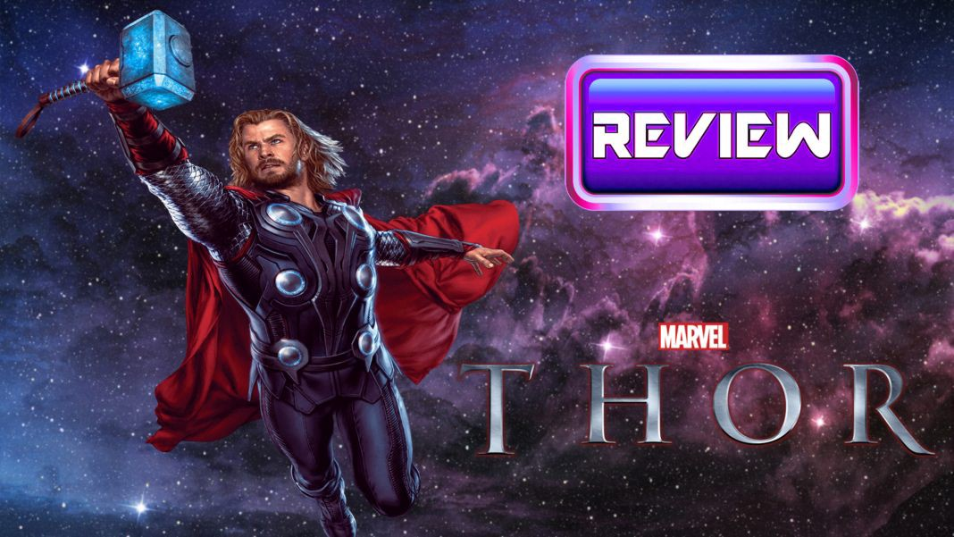Thor 2011 Mini Review The Analytic Critic By Kyle Wiseman Marvel Cinematic Universe Reviews Medium