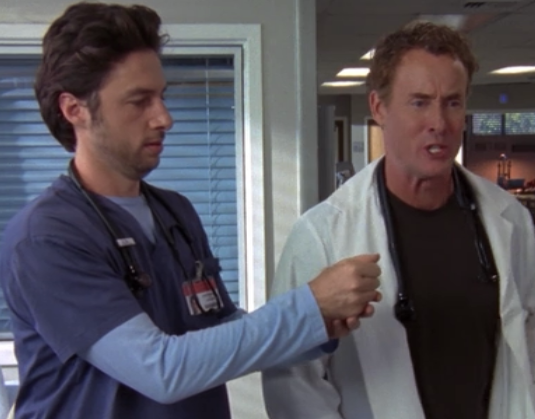 """In Case """"My Finale: Part 2"""" is the First Episode of Scrubs You Ever See"""