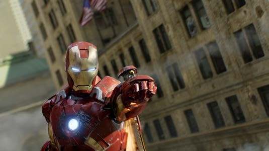 "I am Iron Man""  And how close are we to making it sound real?"