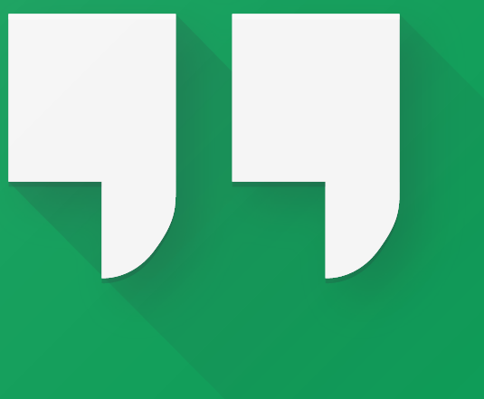 What Google missed in their guidelines for Material Design iconography