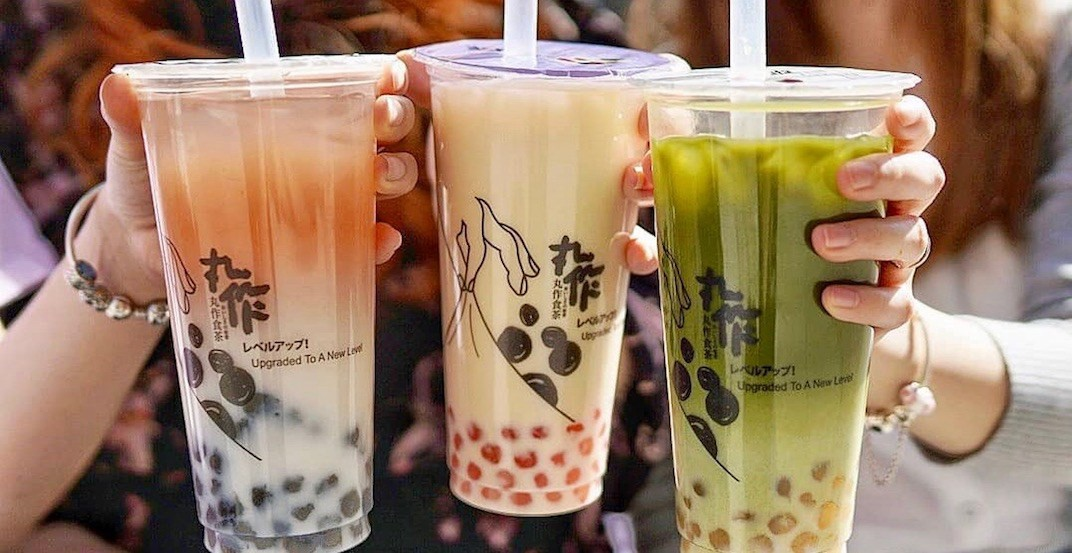 The Ultimate Bubble Tea Handbook One Table One World