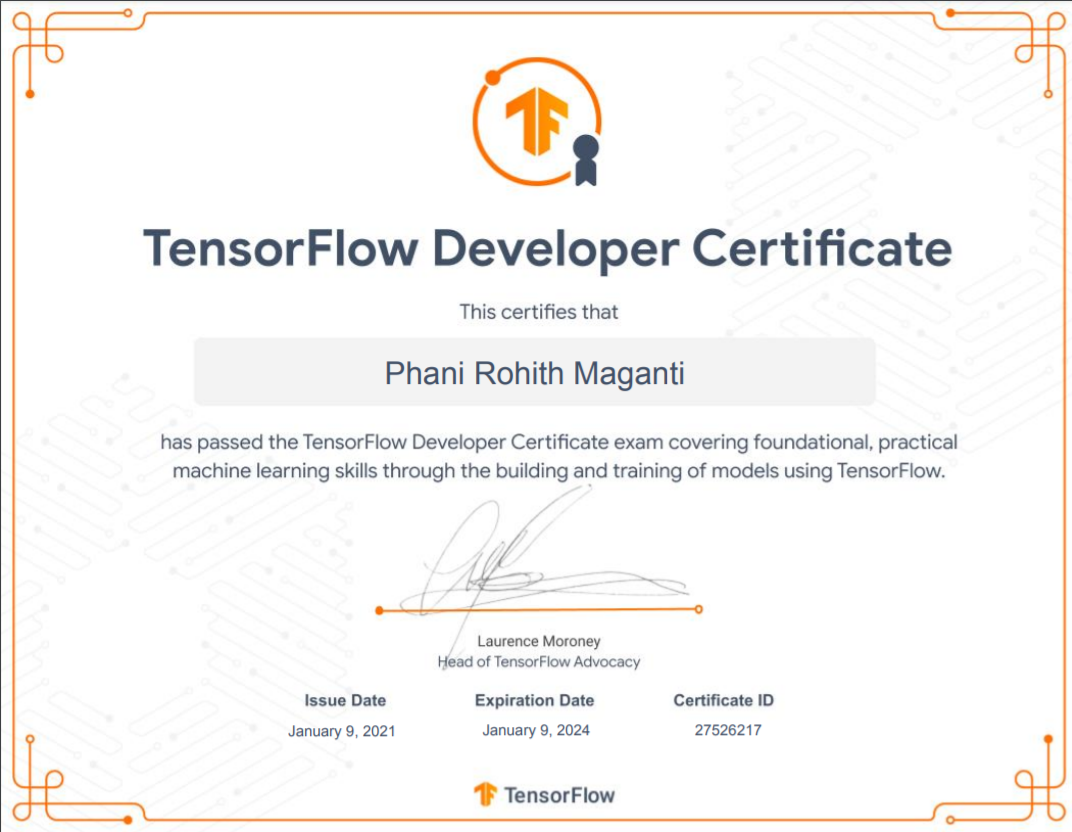 How to Succeed at the TensorFlow Developer Certification exam (2021)