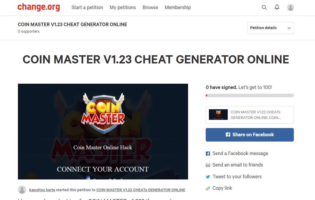 Coin Master Hack Facebook - server www gtools club robux
