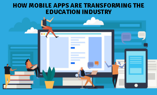Mobile Application is Transforming Education Industry