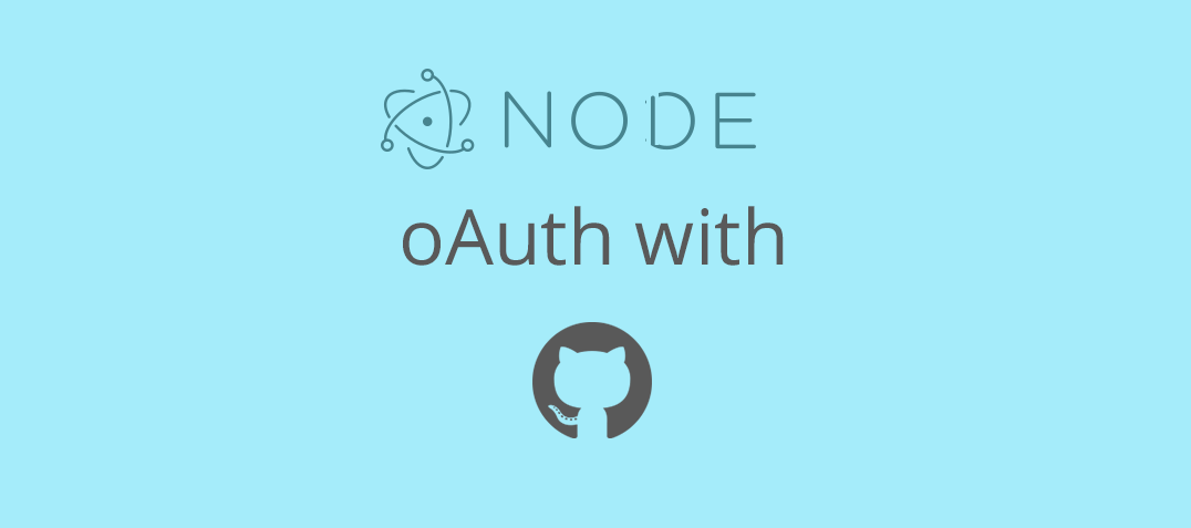 Authentication using GitHub OAuth 2 0 with NodeJS - Loops