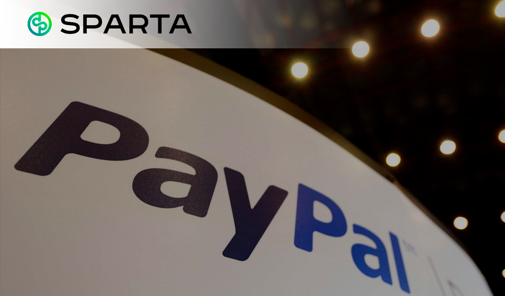 Comparing SPARTA and PayPal Fees - SPARTA - Medium