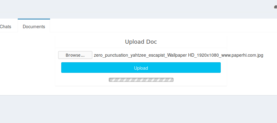 Show a Loading Animation on File Upload - Victor Onuoha Martins - Medium