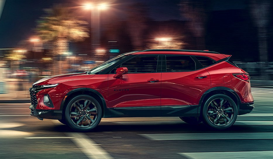 Preview Of The Upcoming 2020 Blazer Chevyonline Medium