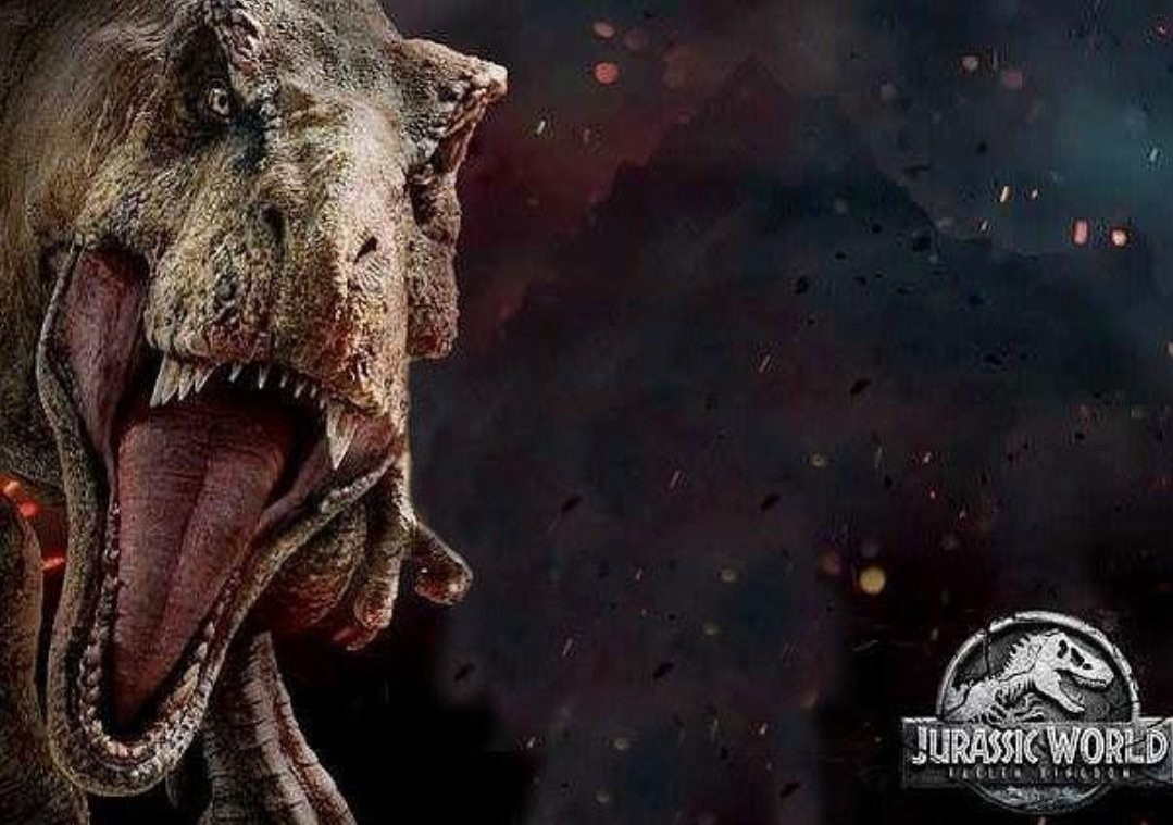 Jurassic World Fallen Kingdom Dominion Of The Tyrannosaurus Rex