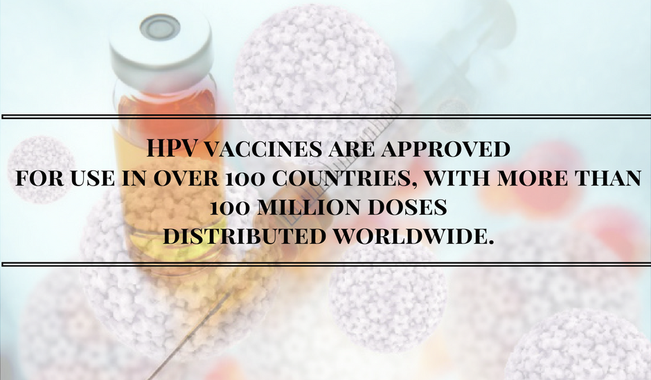 HPV Vaccine Now Recommended for Nearly Everyone! 5 Facts About