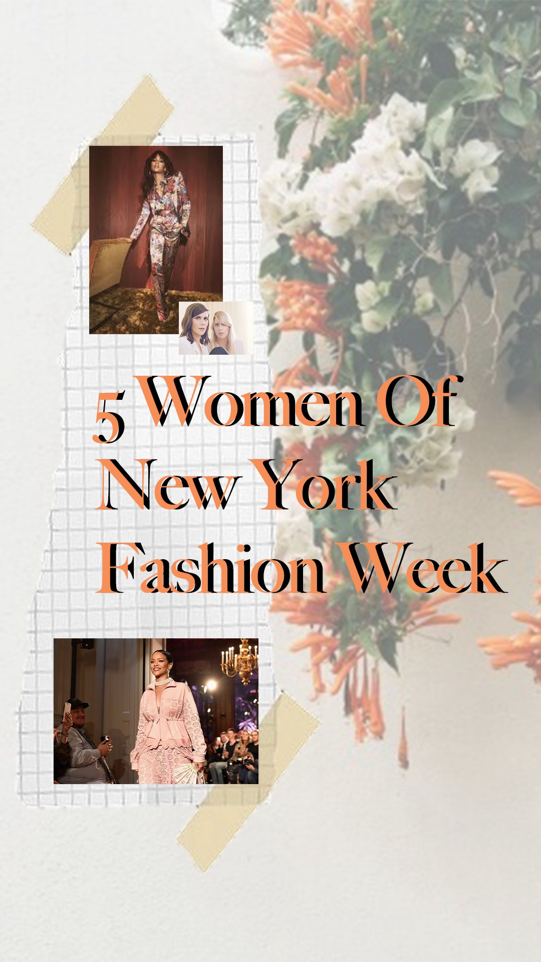 Top Women Fashion Designers At New York Fashion Week 2019 By Metiza Metiza Magazine