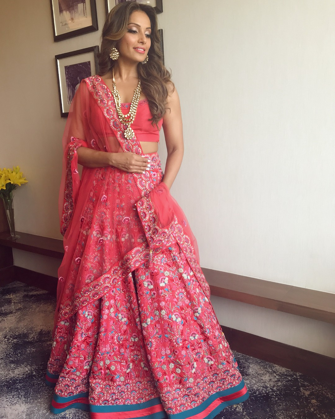 8 Fabulous Ways To Wear Your Bridal Lehenga Again By Om Grover Medium