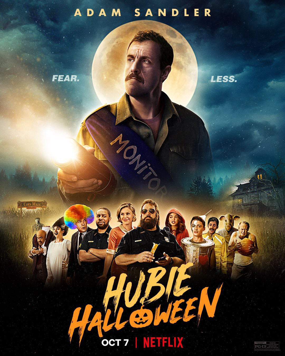 "Halloween 2020 Watch Onlinr WATCH:: "" Hubie Halloween "" 2020 FULL HD (ENGSUB) 