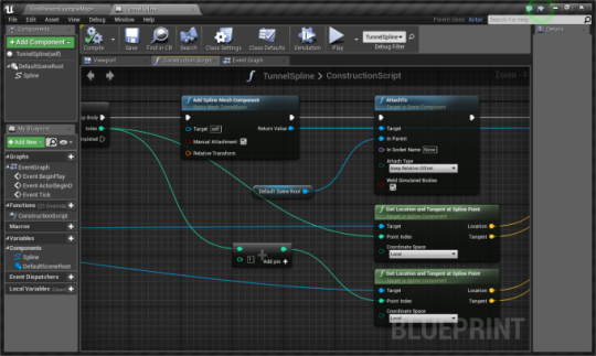 UE4: Understanding Splines - Christian Sparks - Medium