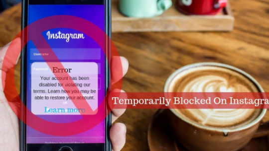 "How To Get Rid Of ""Action Blocked"" On Instagram — [2019 Update]"