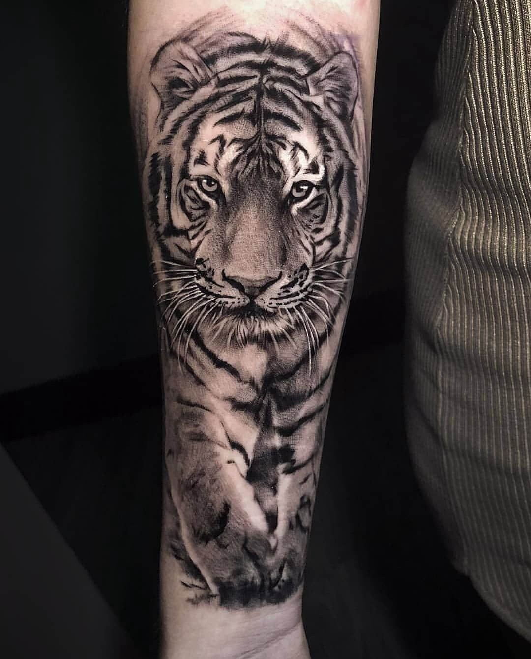 Tiger Tattoos And Their Meanings Tiger Tattoos Meaning And Symbolism By Jhaiho Medium