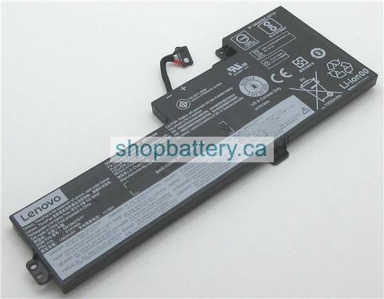 High quality LENOVO ThinkPad T470 3-cell laptop batteries