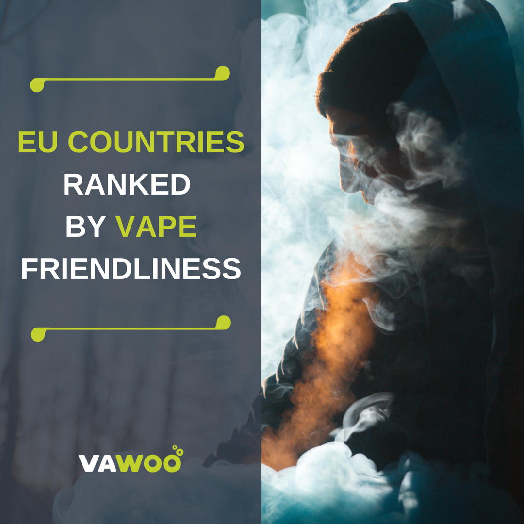 EU Countries Ranked By Vape Friendliness - VAWOO - Medium