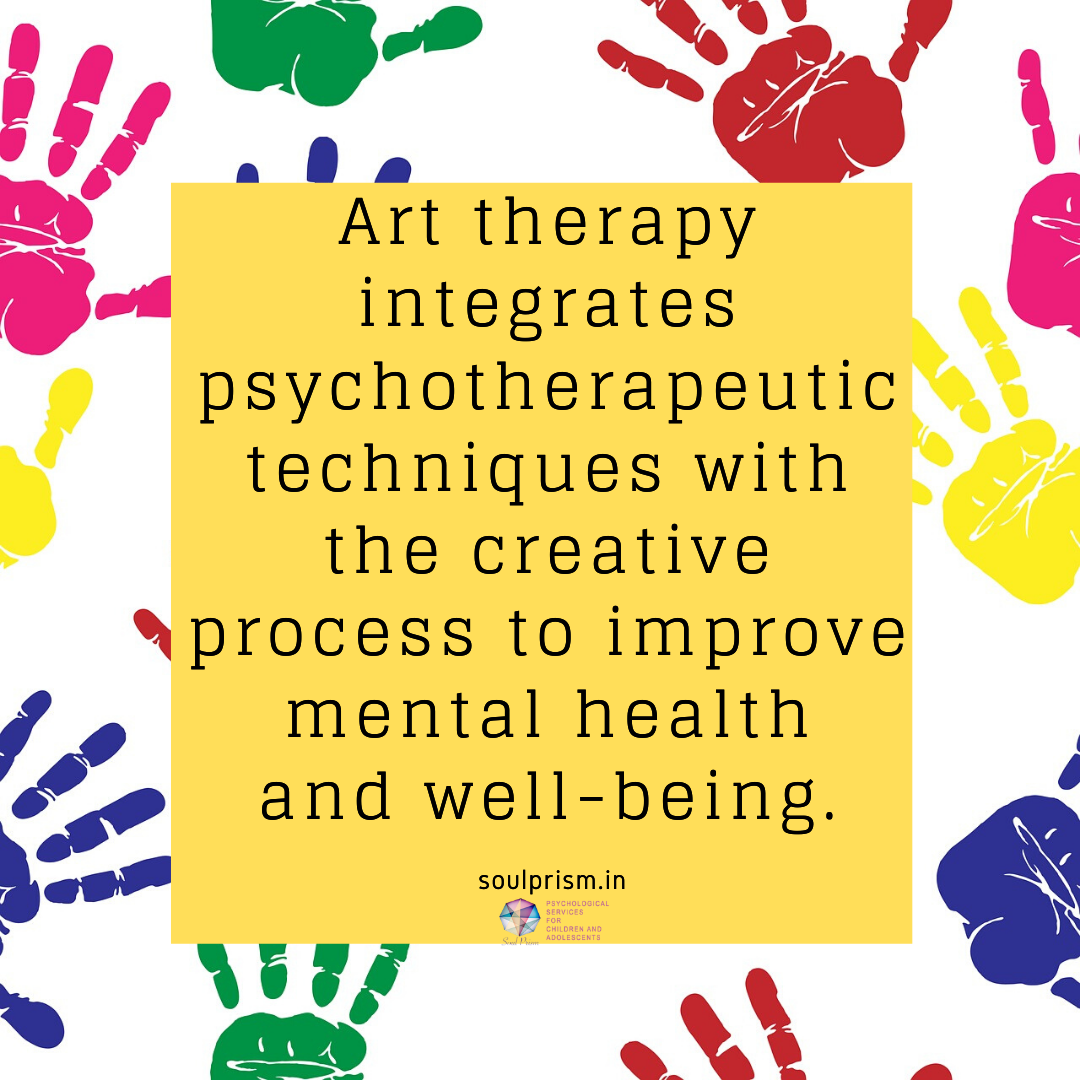 Mental Health In New Delhi Art Therapy Integrates By Soul Prism Medium