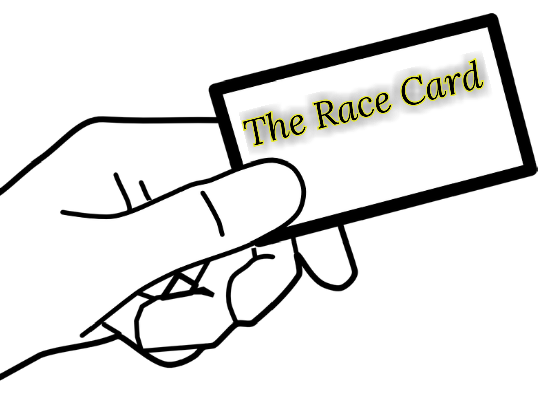 Image result for race card