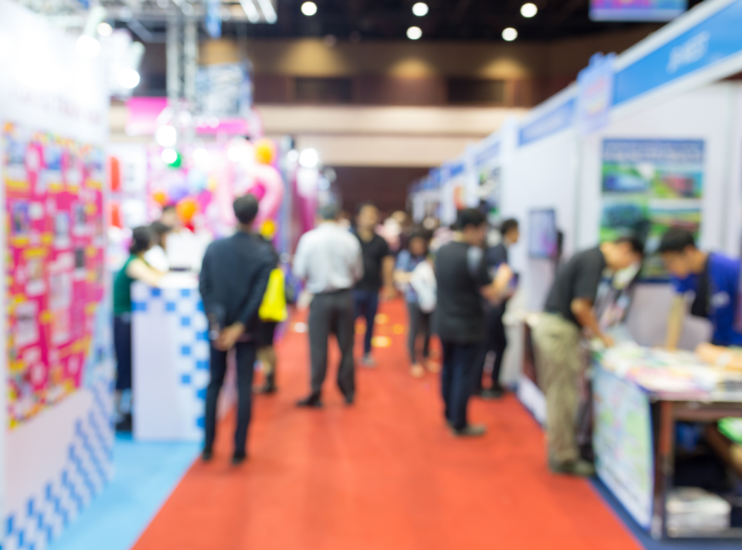 Are trade shows a thing of the past? 1