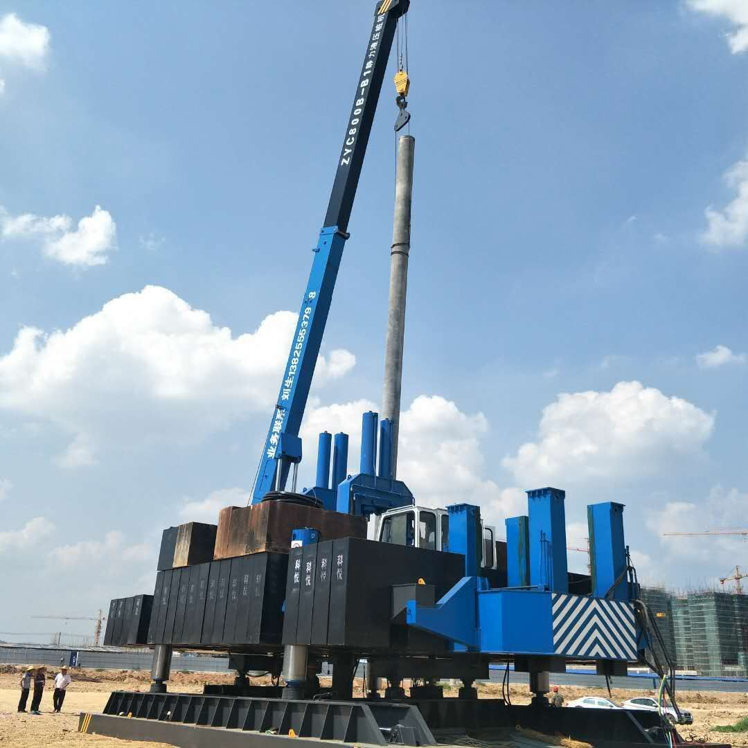 Piling Machine Market Size, Status And Development Opportunities ...