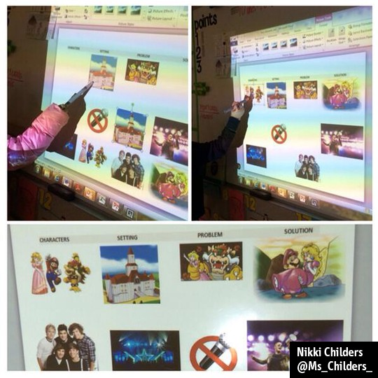 Try a different approach with interactive games and apps