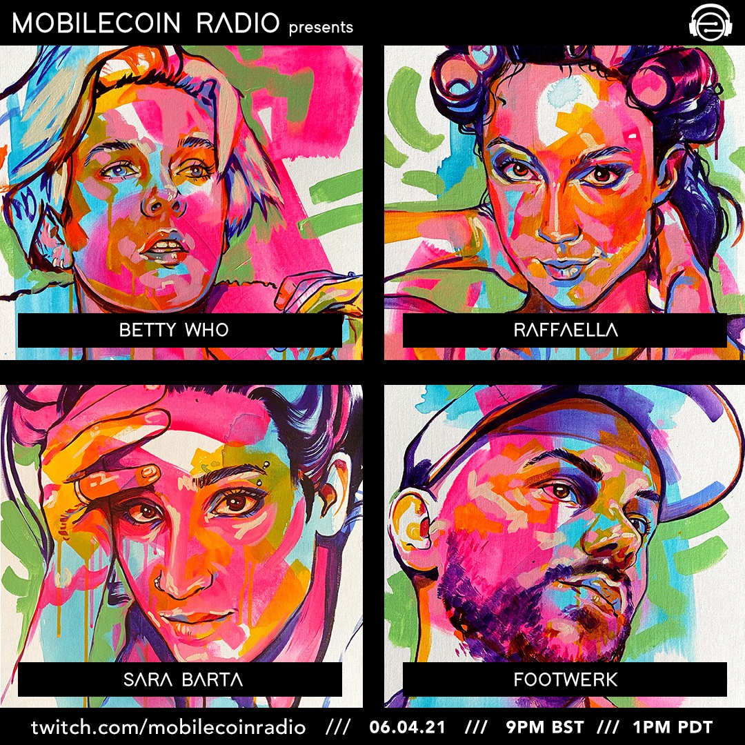 Watch MobileCoin Radio's newest show today