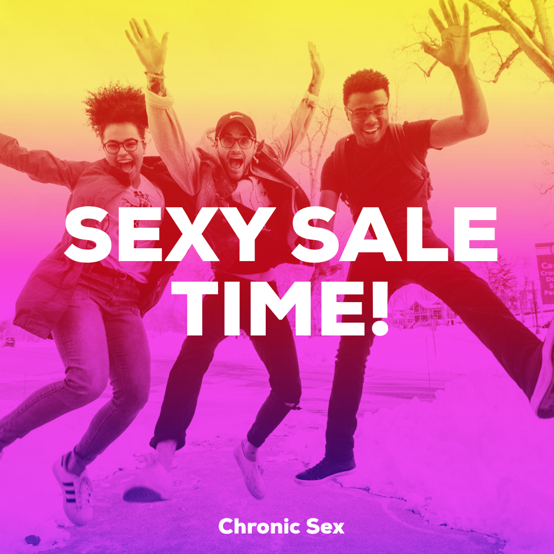 Sexy Sales Check Out The Holiday Sales From Our By Grayson Kirsten Schultz Chronic Sex Medium