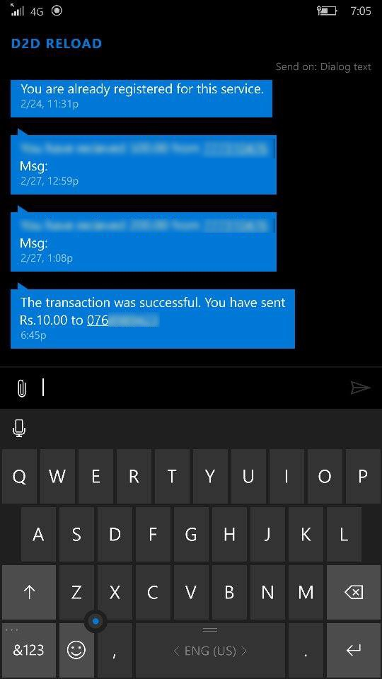 How I Hacked Dialog Axiata's Self-Care App — Why Validation