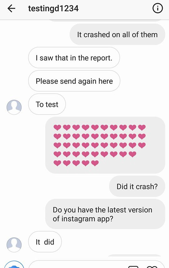 How I was able to remotely crash any android user's