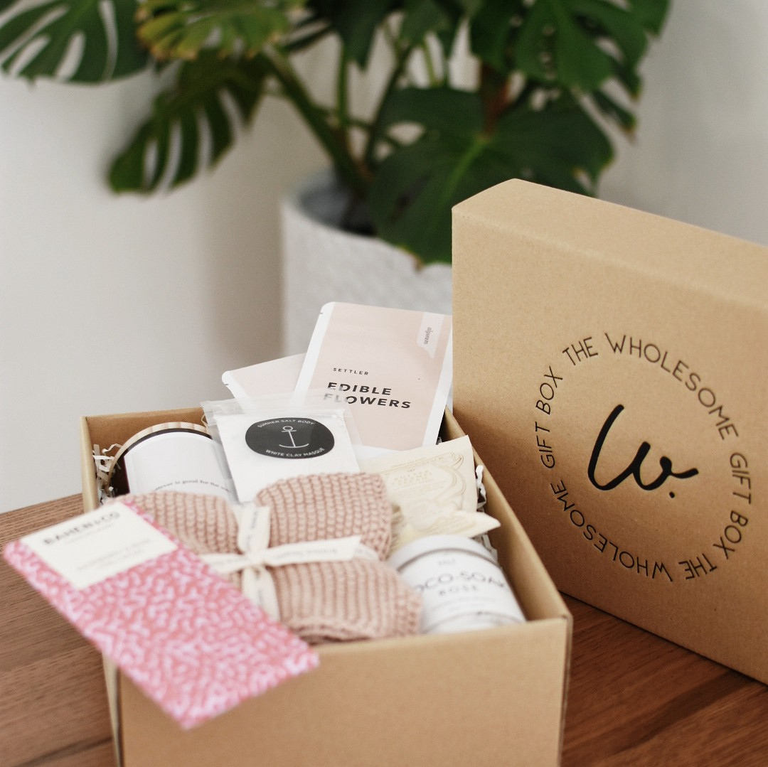 Ideas Gift Boxes For Her The Special Woman In Your Life Across By Sarah Watts The Wholesome Gift Box Medium