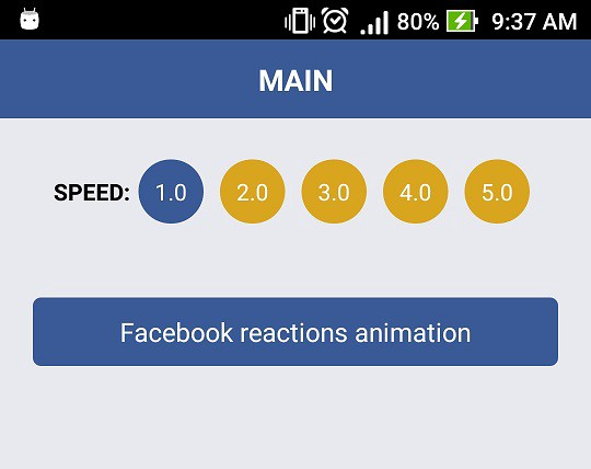Facebook Reactions Animation with React Native - Quang Duy