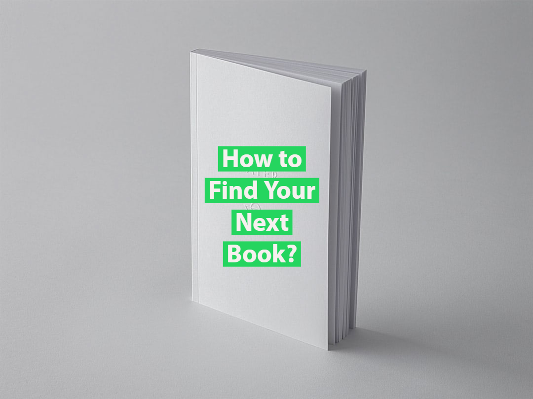 How To Find Your Next Book Reading Series Part 3