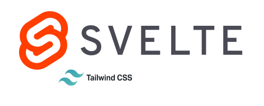 Svelte combined with Tailwind CSS, what a combination!