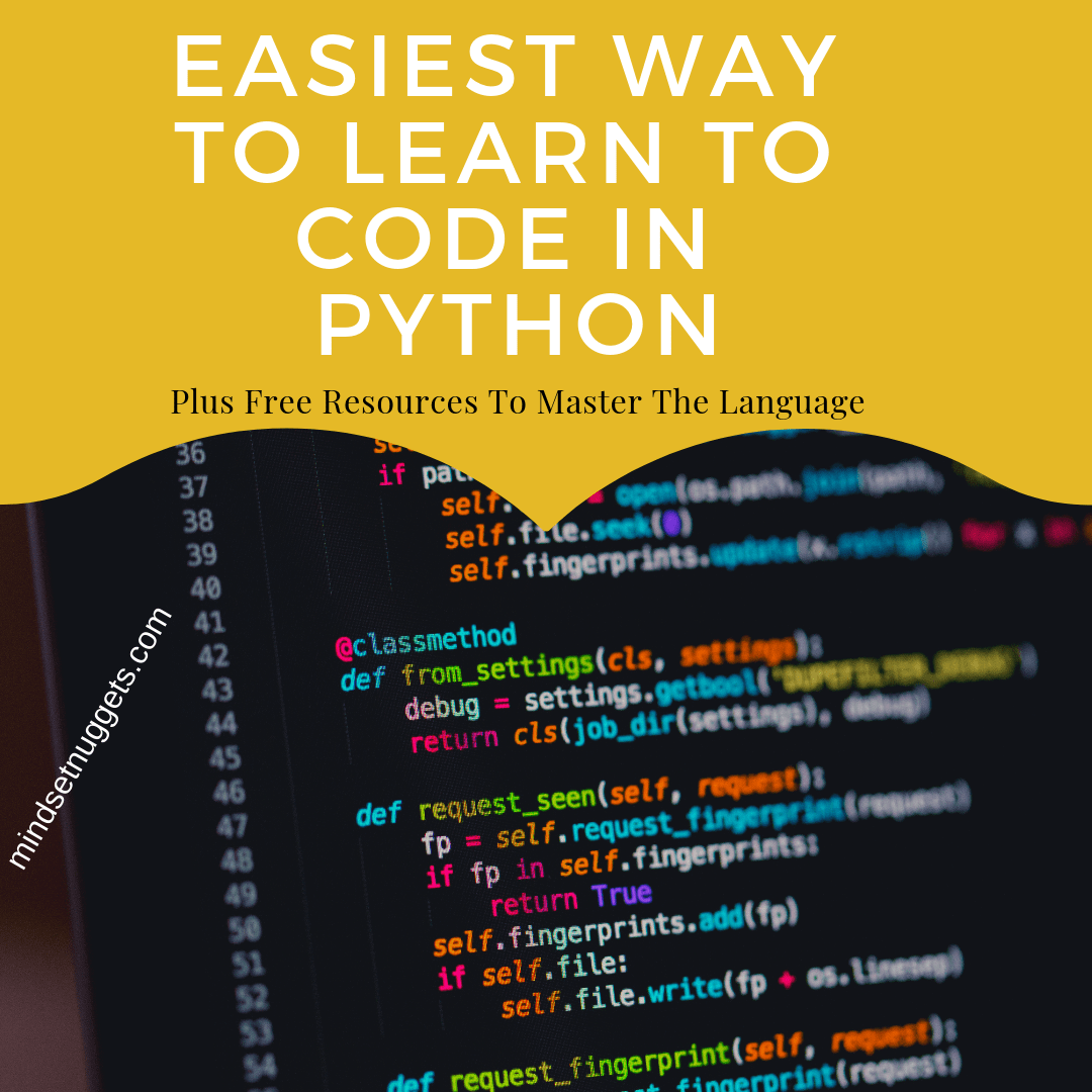 learn to code for free python