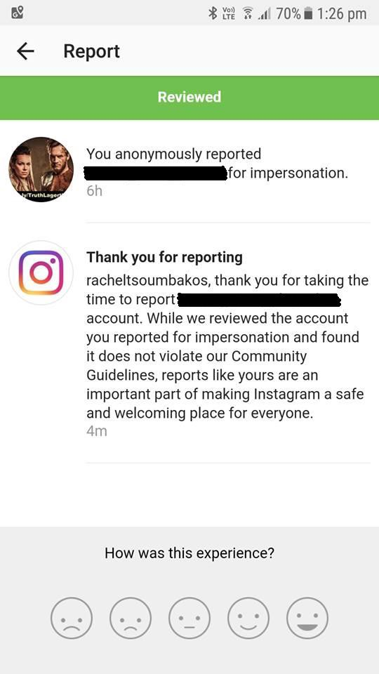 My Instagram Account Has Been Hacked And Instagram Doesn't Care