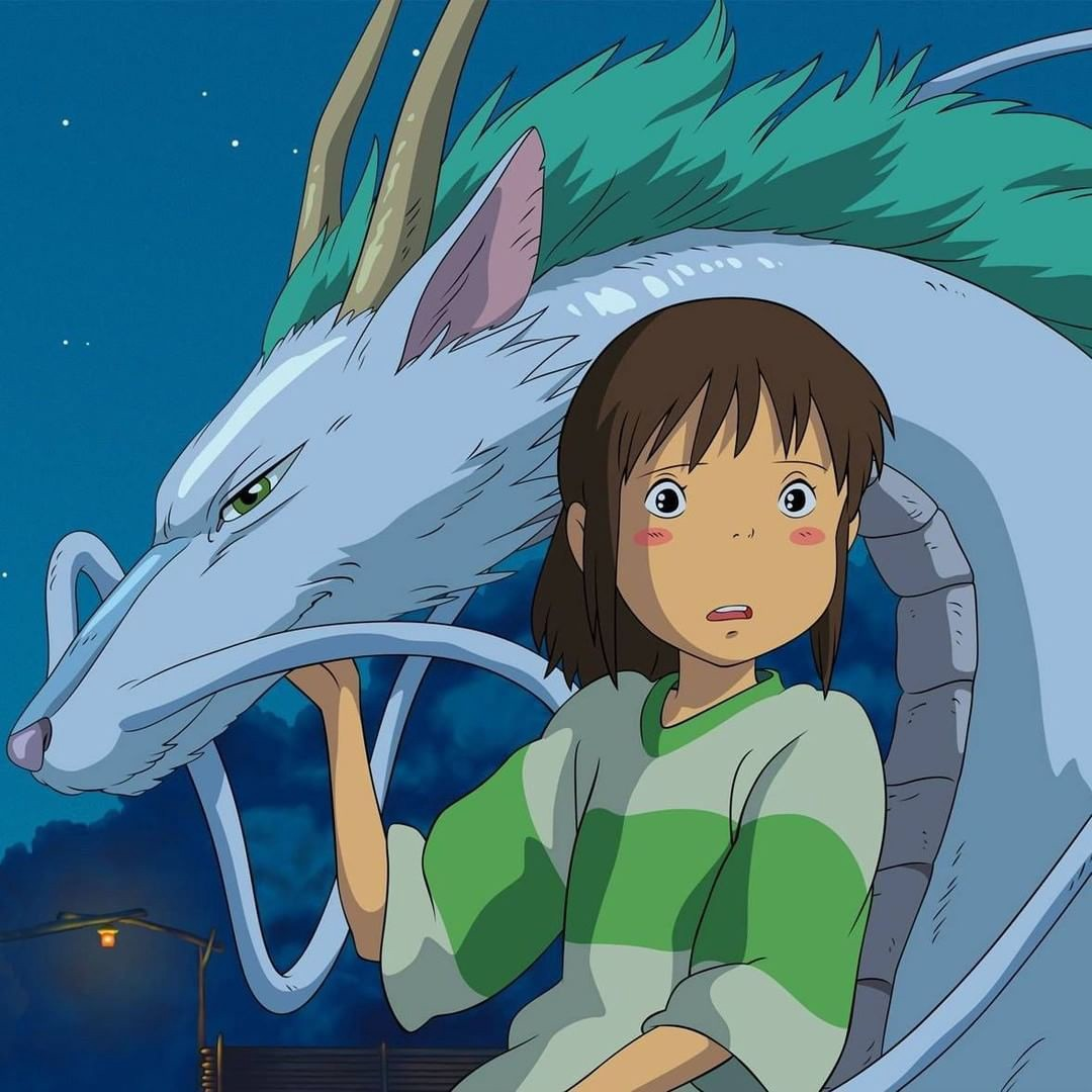 Uncovering Greek Tributes In Studio Ghibli S Spirited Away By Antony Terence Illumination Medium