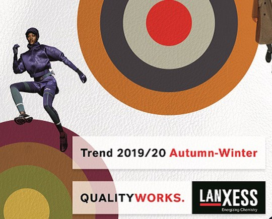 Lanxess forecasts leather trends for autumn-winter 2019/2020
