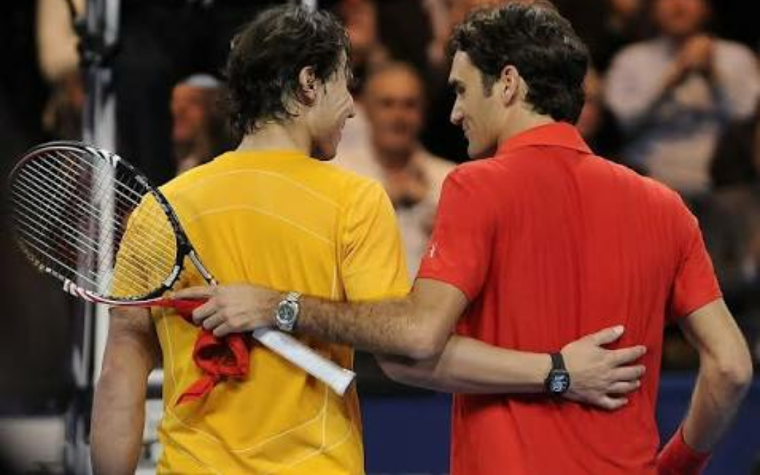 Fedal The Rivalry And Friendship By Vatsal Udani Medium