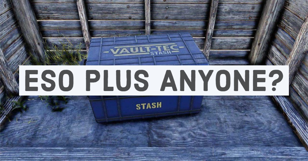The Truth About The Fallout 76 Stash 'Issue' - Mike Lebowski