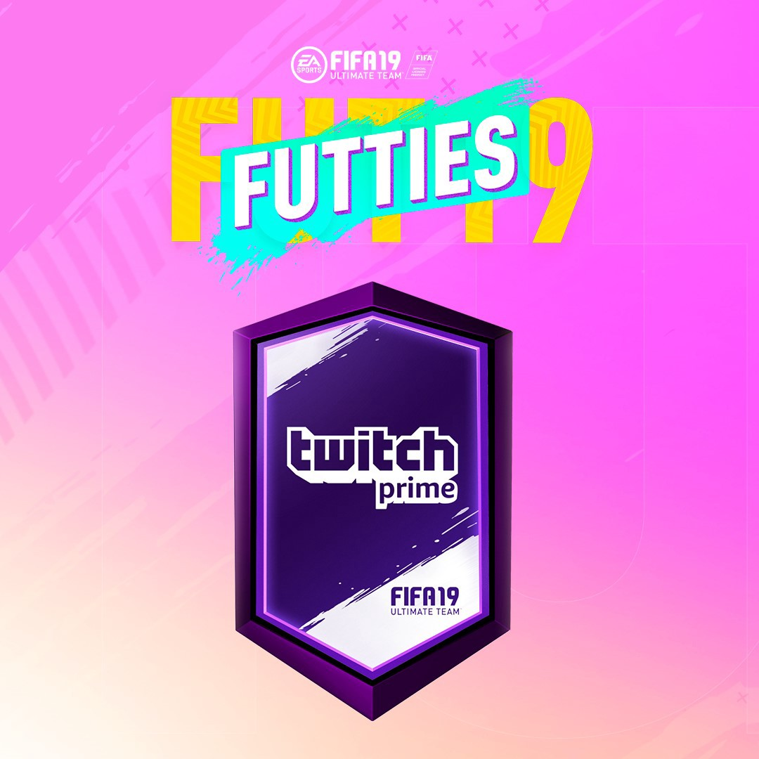 It's time to celebrate the FUTTIES with Twitch Prime and
