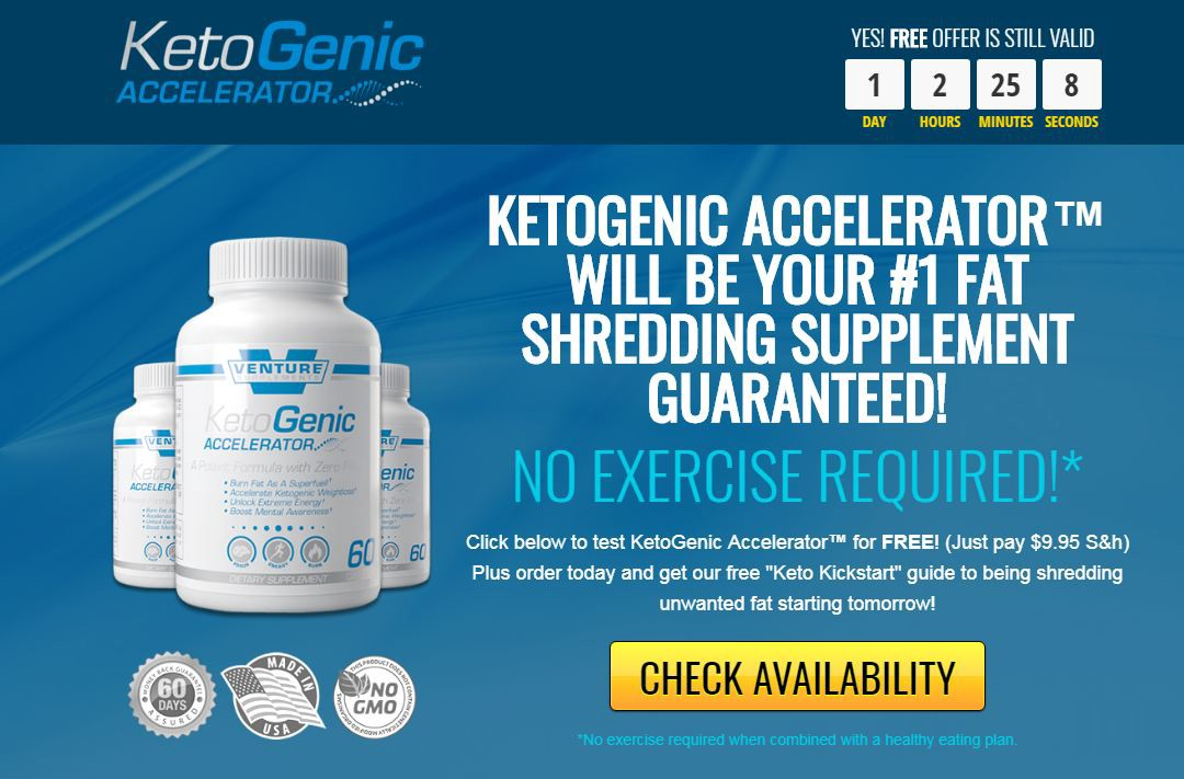 KetoGenic Accelerator: Read Top Ten Tips For Safe Weight Loss