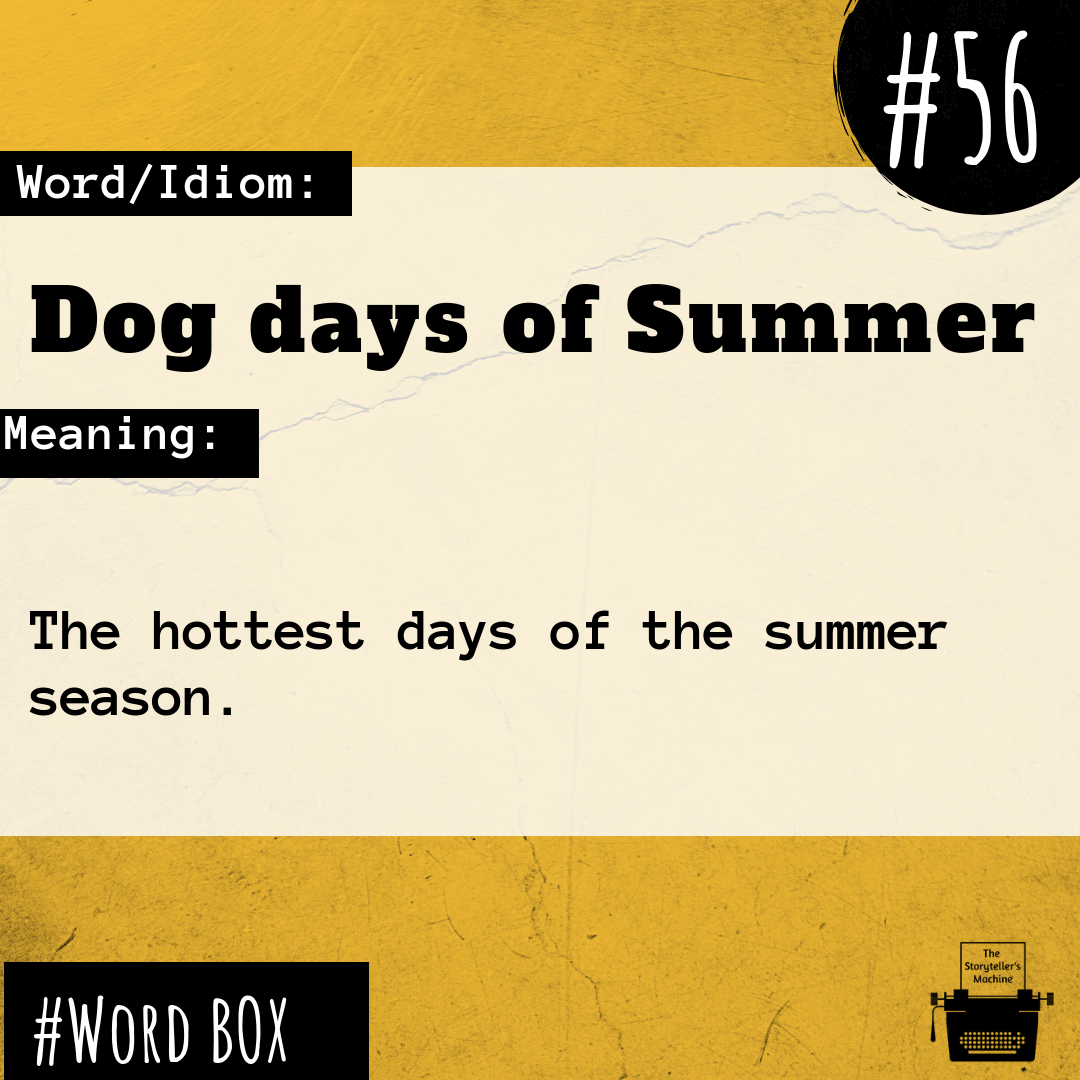 dog days of summer meaning
